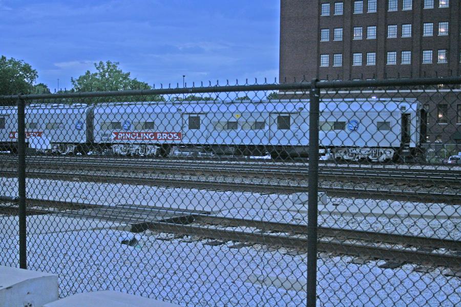 Recent Trains