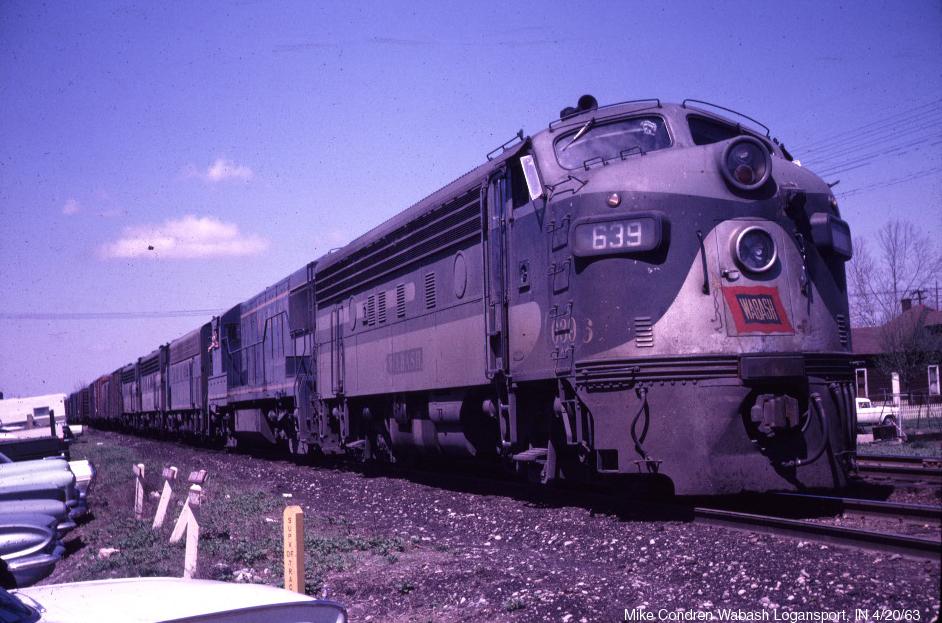 Mike Condren S Railroad Pages
